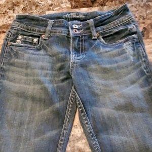 Euc miss me jeans